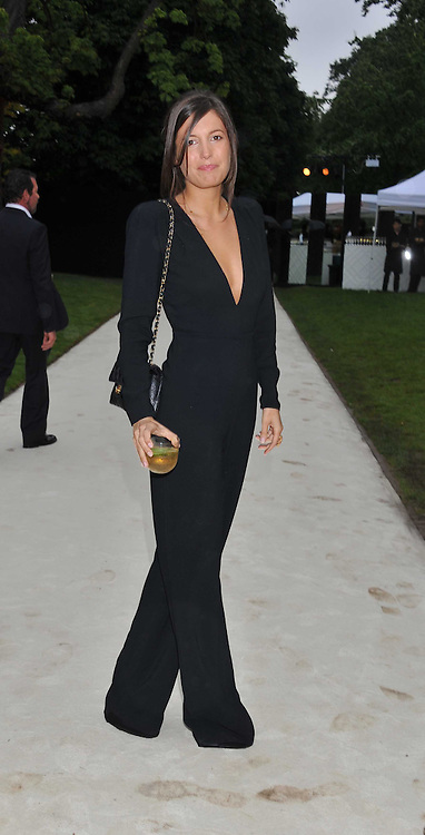 AMANDA SHEPPARD at the annual Serpentine Gallery Summer Party sponsored by Burberry held at the Serpentine Gallery, Kensington Gardens, London on 28th June 2011.