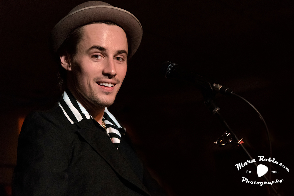 Reeve Carney live at Beachland Ballroom, concert photography by Cleveland music photographer Mara Robinson, music photography, music band photography, concert photographers, concert photography