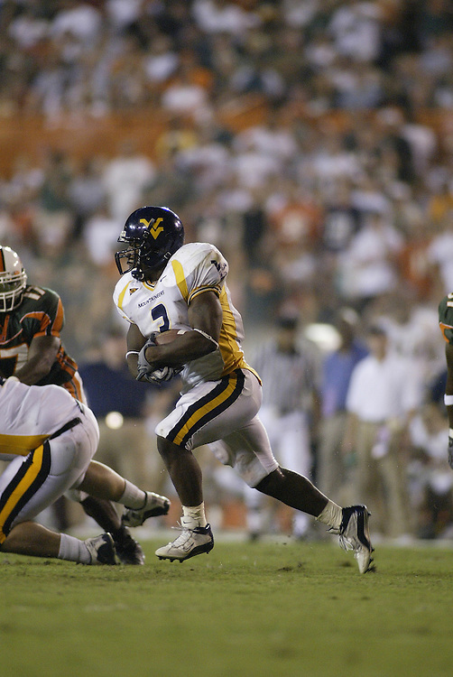 2003 WEST VIRGINIA UNIVERSITY Football