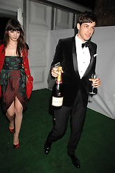 MARK RONSON at the 2008 Glamour Women of the Year Awards 2008 held in the Berkeley Square Gardens, London on 3rd June 2008.<br />