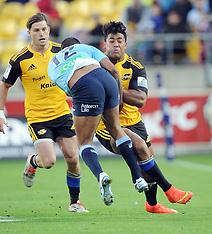 Wellington-Super Rugby, Hurricanes v Waratahs