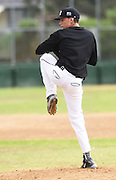 Kyle Glogoski. New Zealand Diamond Blacks Baseball Team headshots.Llloyd Elsmore Park, Pakuranga, Auckland, New Zealand. 4 February 2016. Copyright photo: Andrew Cornaga / www.photosport.nz