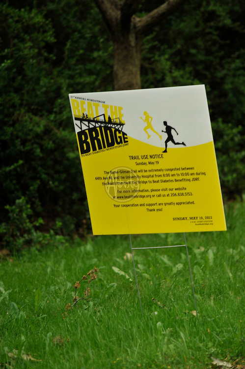 31st Annual Nordstrom Beat the Bridge, benefitting JDRF.
