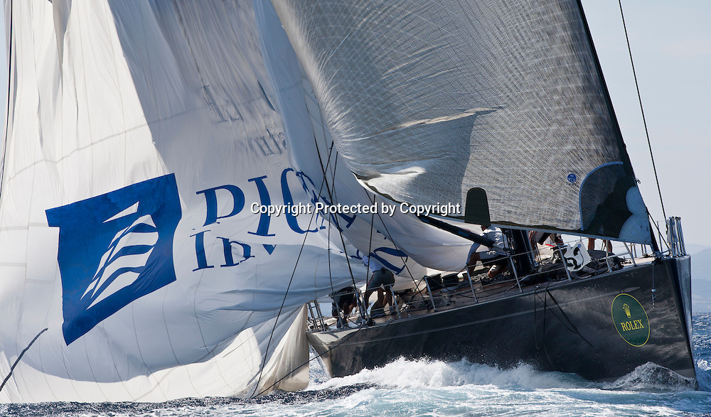 DSK Pioneer Investment, Sail n: ITA490, Bow n: 023, Owner: Danilo Salsi, Model: swan 90, Class: A