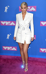 Kylie Jenner arriving at the MTV Video Music Awards 2018, Radio City, New York. Photo credit should read: Doug Peters/EMPICS