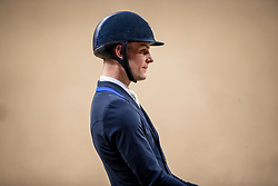 Bachmann Andersen Daniel, DEN, Blue Hors Zack<br /> LONGINES FEI World Cup™ Finals Gothenburg 2019<br /> © Dirk Caremans<br /> 05/04/2019