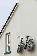 Ardara, a popular destination in Ireland, hosts many folk music festivals.