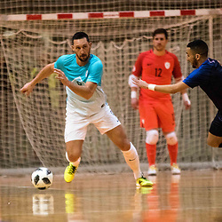 20190206: SLO, Futsal - Friendly match, Slovenia vs France