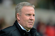 Wolverhampton Wanderers manager Kenny Jackett during the Sky Bet Championship match between Wolverhampton Wanderers and Blackburn Rovers at Molineux, Wolverhampton, England on 9 April 2016. Photo by Alan Franklin.