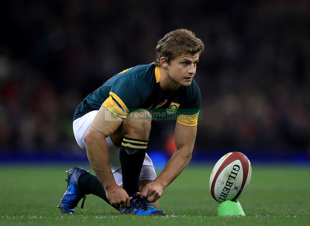 Patrick Lambie, South Africa