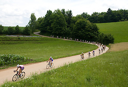 Cyclists at Slovenian National Championships in Road cycling, 178 km, on June 28 2009, in Mirna Pec, Slovenia. (Photo by Vid Ponikvar / Sportida)
