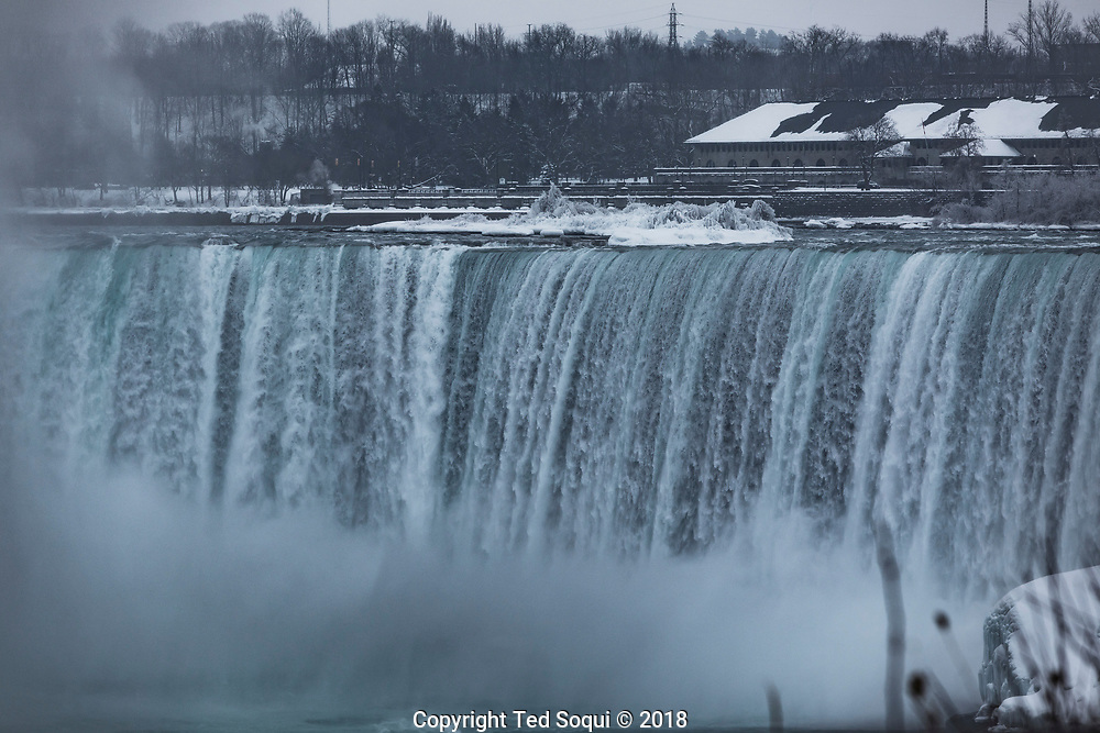 Winter Time In The Niagara Falls Area Ted Soqui Photography