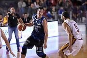 Roberto Rullo<br /> Unicusano Roma - Benacquista Assicurazioni Latina<br /> Campionato Basket LNP 2016/2017<br /> Roma 06/11/2016<br /> Foto Ciamillo-Castoria