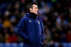 Everton manager Marco Silva cuts a frustrated figure - Mandatory by-line: Robbie Stephenson/JMP - 29/01/2019 - FOOTBALL - The John Smith's Stadium - Huddersfield, England - Huddersfield Town v Everton - Premier League