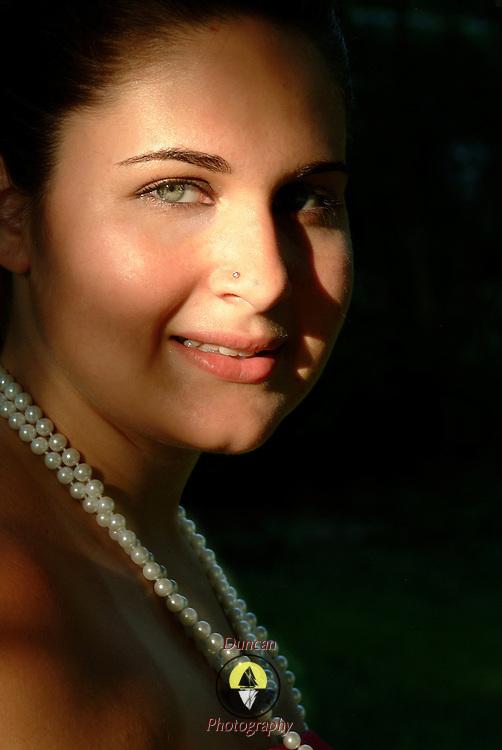 Tabitha, 18, portrait. Photo by Roger S. Duncan.