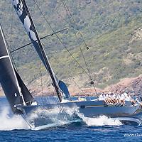 Antigua Superyacht Challenge 2018 Day 1