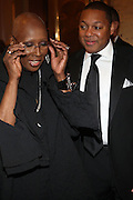 l to r: Judith Jamison and Wynton Marsalis at The Alvin Ailey Opening Night Gala and Celebration of the 20th Anniversary of Judith Jamison as Artistic Director held at The New York City Center on Decemeber 2, 2009 in New York City