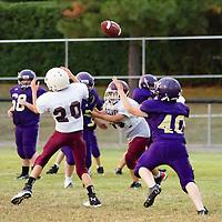 10-09-14 Berryville 7th Grade Football vs. Lincoln