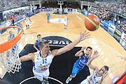 DESCRIZIONE : Rimini Trofeo Tassoni Italia Bosnia Italy Bosnia<br /> GIOCATORE : Mirza Teletovic<br /> CATEGORIA : rimbalzo special<br /> SQUADRA : Nazionale Italia Uomini <br /> EVENTO : Trofeo Tassoni<br /> GARA : Italia Bosnia<br /> DATA : 12/08/2011<br /> SPORT : Pallacanestro<br /> AUTORE : Agenzia Ciamillo-Castoria/C.De Massis<br /> Galleria : Fip Nazionali 2011 <br /> Fotonotizia : Rimini Trofeo Tassoni Italia Bosnia Italy Bosnia<br /> Predefinita :