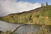 Loch Fleet in the Scottish Highlands.