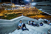 2014 - The Umbrella Revolution - Hong Kong
