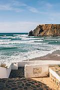 Praia de Odeceixe beach, Western Algarve