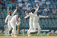 Cricket - India v England 4th Test Day 2 at Mumbai
