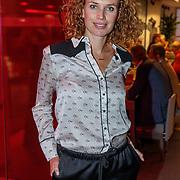 NLD/Amstelveen/20180924 - Toneelstuk Kunst & Kitsch premiere, Kim Pieters