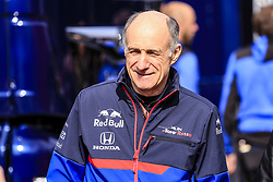 February 19, 2019 - Barcelona, Barcelona, Spain - Franz Tosts Team Chief of Scuderia Toro Rosso Honda in action during the Formula 1 2019 Pre-Season Tests at Circuit de Barcelona - Catalunya in Montmelo, Spain on February 19. (Credit Image: © Xavier Bonilla/NurPhoto via ZUMA Press)
