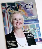 Cover photo of magazine