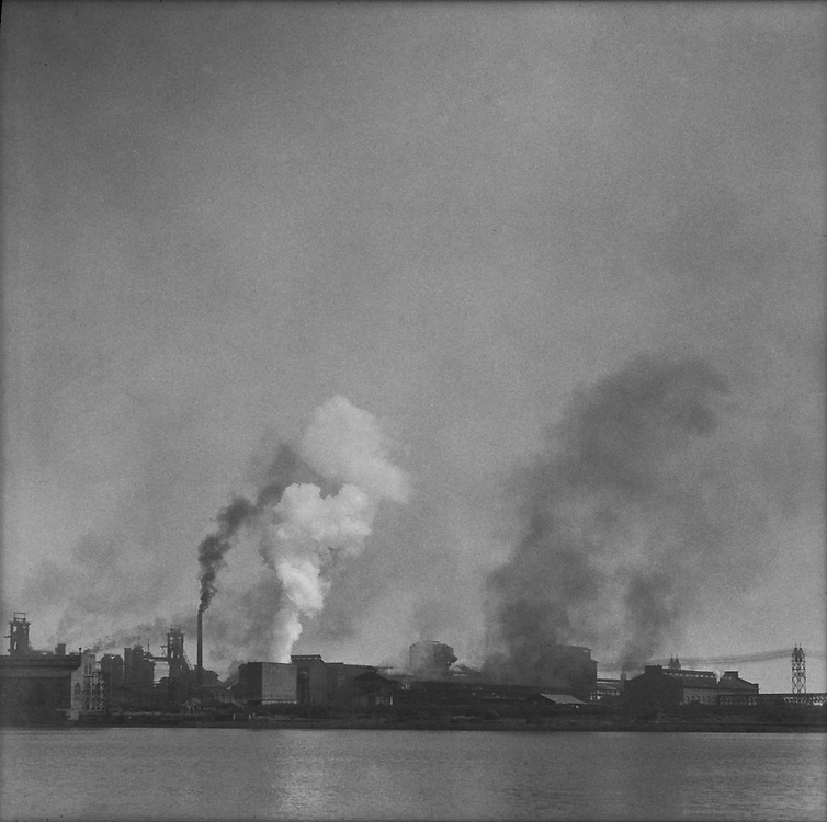 Tata Iron & Steel Works, Jamshedpur, India, 1929