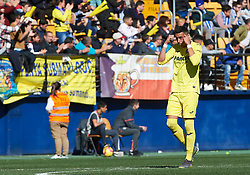 February 3, 2019 - Vila-Real, Castellon, Spain - Ramiro Funes Mori of Villarreal during the La Liga match between Villarreal and Espanyol at Estadio de la Ceramica on February 3, 2019 in Vila-real, Spain. (Credit Image: © AFP7 via ZUMA Wire)