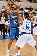 DESCRIZIONE : Ortona Italy Italia Eurobasket Women 2007 Serbia Italia Serbia Italy <br /> GIOCATORE : Manuela Zanon <br /> SQUADRA : Nazionale Italia Donne Femminile <br /> EVENTO : Eurobasket Women 2007 Campionati Europei Donne 2007 <br /> GARA : Serbia Italia Serbia Italy <br /> DATA : 01/10/2007 <br /> CATEGORIA : Tiro <br /> SPORT : Pallacanestro <br /> AUTORE : Agenzia Ciamillo-Castoria/S.Silvestri Galleria : Eurobasket Women 2007 <br /> Fotonotizia : Ortona Italy Italia Eurobasket Women 2007 Serbia Italia Serbia Italy <br /> Predefinita :