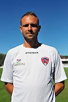 Baptiste Martin  - 07.08.2015 - Evian Thonon / Clermont - 2eme journee de Ligue 2<br /> Photo : Philippe Lebrech / Icon Sport