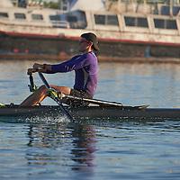 Hanlan Boat Club Time trials June 15, 2016