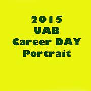 2015 UAB Career Day Portraits
