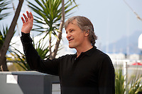Viggo Mortensen, at the Captain Fantastic film photo call at the 69th Cannes Film Festival Tuesday 17th May 2016, Cannes, France. Photography: Doreen Kennedy