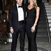 Ronan Keating, Storm Keating attend Positive Luxury Awards 2020 at Kimpton Fitzroy London Hotel, 1-8 Russell Square, Bloomsbury, London, UK. 25th February 2020.