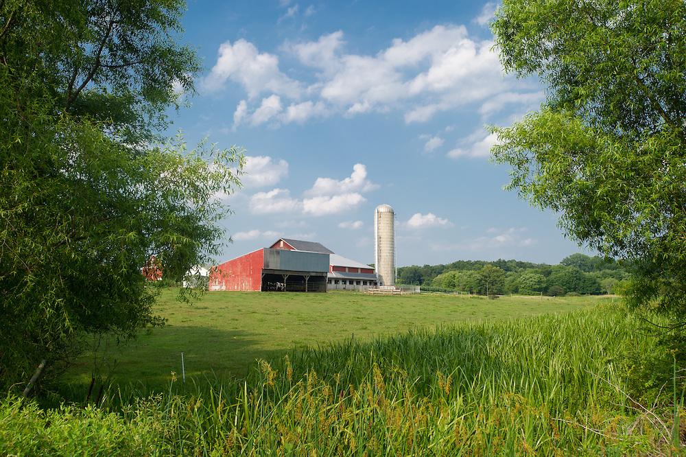 Farm on the Mason Dixon line in Cecil County