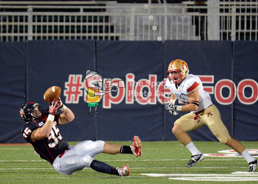 NCAA FCS: VMI football blanked by Spiders, 34-0