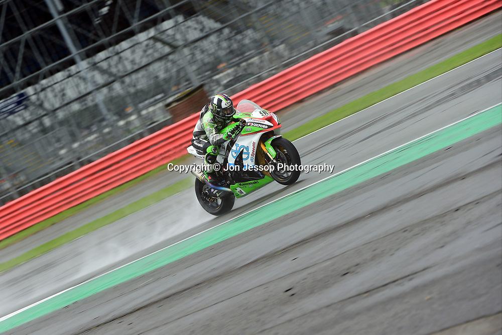#91 Leon Haslam JG Speedfit Kawasaki MCE British Superbike Championship