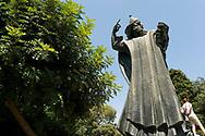 Statue de Grégoire de Nin, Split, Split-Dalmatie, en Croatie./ Statue Of Gregory Of Nin, Split, Split-Dalmatia, Croatia