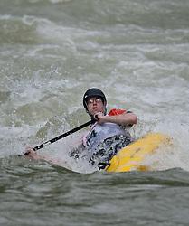 AUT, ECA Kayak Freestyle European Championships im Bild Mccabe Kevin, IRL, Canadien Men, #64, EXPA Pictures © 2010, PhotoCredit: EXPA/ J. Feichter