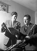 1959 - 20/01 Sean Seery and Breandan O'Dubhghaill