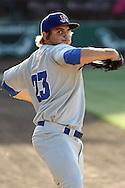 Chris Lamb Stockton Ports - August 2014 - Lake Elsinore/Rancho Cucamonga Series