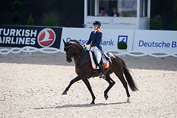 Nekeman Denise, NED, Boston STH<br /> CHIO Aachen 2017<br /> © Hippo Foto - Dirk Caremans<br /> 19/07/2017