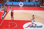 Nemanja Nedovic<br /> Segafredo Virtus Bologna - AX Armani Exchange Olimpia Milano<br /> Legabasket Serie A 2018/2019<br /> Bologna, 14/10/2018<br /> Foto M.Ceretti / Ciamillo-Castoria