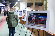 Warsaw, Poland - 2017 January 16:  Press Photo Expo 2017 at Dom Braci Jablkowskich on January 16, 2017 in Warsaw, Poland.<br /> <br /> Piotr Duszak declares that he has no rights to the image of people at the photographs of his authorship.<br /> <br /> Picture also available in RAW (NEF) or TIFF format on special request.<br /> <br /> Any editorial, commercial or promotional use requires written permission from the author of image.<br /> <br /> Mandatory credit:<br /> Photo by © Piotr Duszak / Press Photo Expo