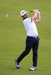 England's Andy Sullivan during day three of the 2017 BMW PGA Championship at Wentworth Golf Club, Surrey. PRESS ASSOCIATION Photo. Picture date: Saturday May 27, 2017. See PA story GOLF Wentworth. Photo credit should read: Nigel French/PA Wire. RESTRICTIONS: Editorial use only. No commercial use.