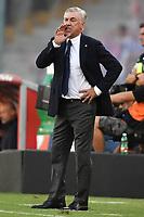 Carlo Ancelotti Napoli <br /> Napoli 15-09-2018 Stadio San Paolo Football Calcio Serie A 2018/2019 Napoli - Fiorentina <br /> Foto Andrea Staccioli / Insidefoto